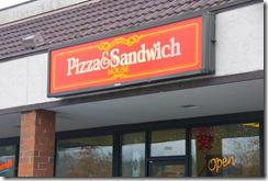 Pizza&Sandwich Exterior